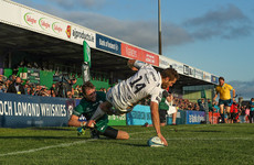 Dragons fire four tries to seal bonus point win and puncture Connacht's balloon