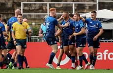 'It felt like a first cap again' - Adam Byrne reflects on a dream return for Leinster