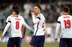 Grealish, Chilwell score first England goals in Andorra rout