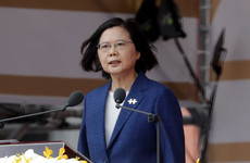 Taiwan wants political status quo not China's path, says president