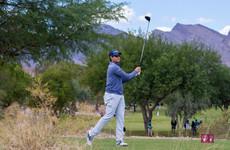 Closing birdie lifts Schenk into PGA lead in Las Vegas, Power the best of the Irish