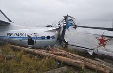Sixteen confirmed dead in Russian plane crash