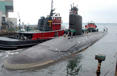 US navy engineer charged with trying to pass secrets about nuclear-powered subs