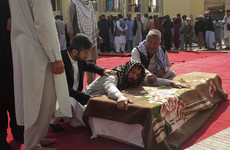 Taliban says US will provide humanitarian aid to Afghanistan