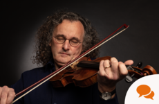 Martin Hayes: 'One night my father said - a stór, maybe the fiddle isn't the instrument for you'
