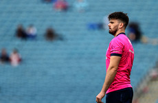 Harry Byrne to miss Scarlets game as Leinster await news on hip injury