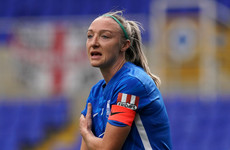 'She deserves a goal because she's been excellent for us' - Quinn earns Birmingham's first point