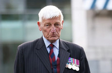 British Army veteran challenges admissibility of document in Troubles trial