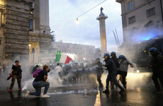 Italy: Calls for far-right group ban after violence at vaccine pass protests