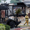 At least two dead after plane crashes in California suburb