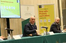 Coronavirus: 1,466 new cases confirmed in Ireland