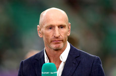 I didn't do this on my own – Gareth Thomas hails support for his HIV mission