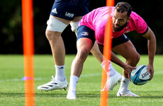 'I've got a few good mates in there' -Gibson-Park hoping to get a shot at All-Blacks