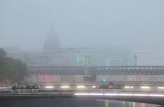 Drivers warned to be cautious as Status Yellow fog warning in place for 18 counties