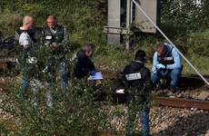 Three killed as train hits 'migrants sleeping on tracks' in France