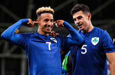 Brilliant Ireland hammer Qatar to hand Stephen Kenny his first home victory