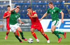 Ireland U21s suffer big qualification blow following horror start in Montenegro