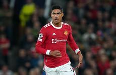 Solskjaer's defensive problems deepen as United suffer Varane blow