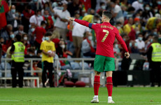 Hat-trick for Ronaldo as Portugal hammer Luxembourg and Serbia defeat Azerbaijan