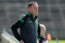'We move on, we support Andy and hopefully Meath football will move on from that'
