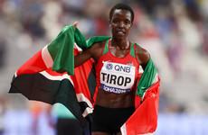 World 10,000m medallist Agnes Tirop found dead at home aged 25