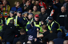 Fifa opens disciplinary proceedings after violent clashes at England-Hungary clash