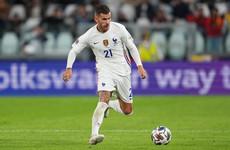 Madrid court orders imprisonment of France's Lucas Hernandez for violating restraining order
