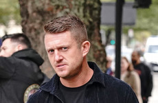 Tommy Robinson handed five-year stalking order after harassing UK journalist