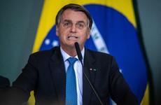 Brazilian president Jair Bolsonaro confirms he won't get Covid-19 vaccine