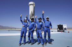 Poll: Would you pay to go to space as a tourist?