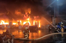 Death toll from fire at Taiwan apartment building rises to 46