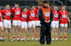 Former All-Ireland U21 winning manager joins Keith Ricken's Cork backroom team