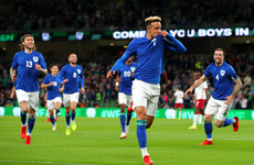 'An absolutely phenomenal reaction' - the story behind Ireland's unique blue jerseys