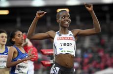 Kenyan police arrest husband of slain running star Tirop