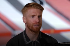 35-year-old Paul McShane played for Man United's young guns last night