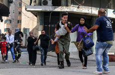 Six killed and dozens injured following clashes in Beirut