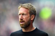 Graham Potter feels sorry for fans who see 'false headlines'