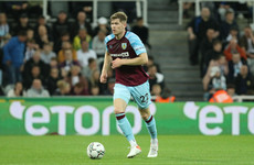 'He did a good job' - Irish youngster looks set for second Premier League start