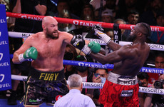 Deontay Wilder finally pays tribute to Tyson Fury after heavyweight title fight