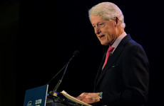 Former US president Bill Clinton in hospital with infection