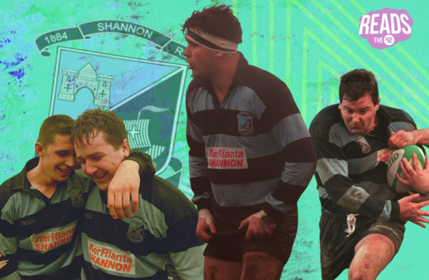 'Once you turn up to Shannon, you know Anthony's memory will always be alive'