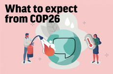 Watch: The climate crisis and COP26 - Open Newsroom
