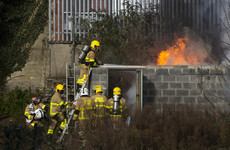 Dublin firefighters to ballot for industrial action over staff shortages on busiest month