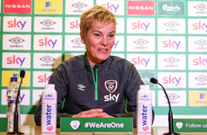 Ireland women's squad vaccinated, as Pauw vows to 'support the movement' after NWSL scandal