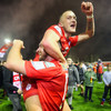 Shels are going up, and this time it feels different