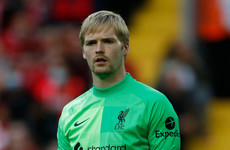 Kelleher set for Premier League start in Liverpool's clash with Watford