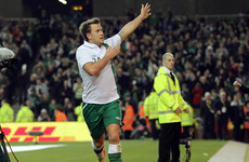 Former Ireland international striker Simon Cox retires from football