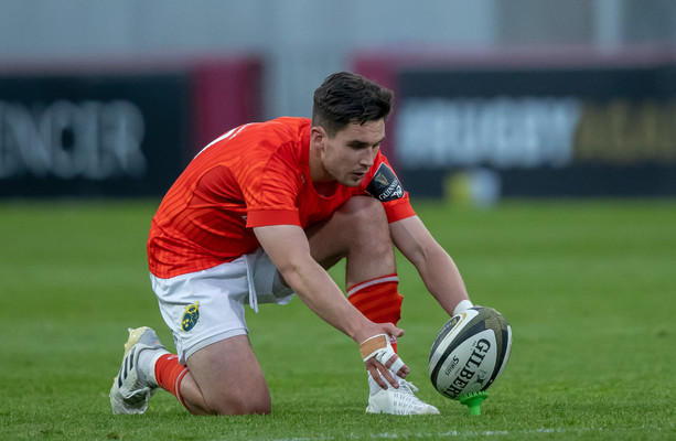 Audition night in Thomond Park for Carty and Carbery as Ireland coach Farrell looks on