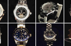 Gardaí say criminals are investing in designer watches and gyroplanes