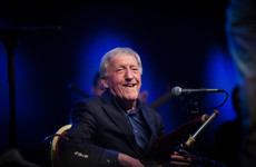 'Not just a star, but a supernova': Tributes paid to Paddy Moloney on Late Late Show